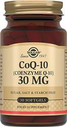 Коензим Q-10  30 мг
