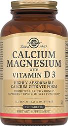 Кальцій - Магній з вітаміном D3