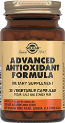 Антиоксидантна формула