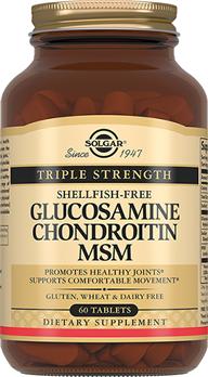 Комплекс Глюкозаміну та Хондроїтину