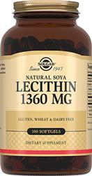 Натуральний соєвий лецитин