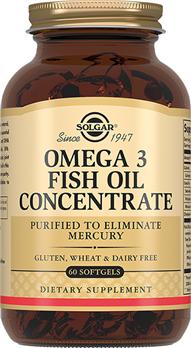 Концентрат риб'ячого жиру Омега-3