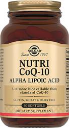 Нутрікоензим Q-10 С Альфа -ліпоєвою Кислотою