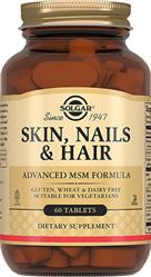 Таблетки для шкіри, нігтів та волосся