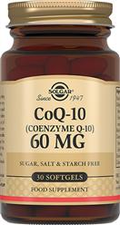 Коензим Q-10  60 мг