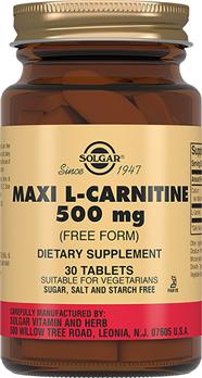 L-Карнітин 500 мг