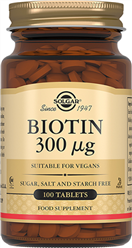 Біотин 300 мкг