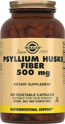 Псиліум, клітковина шкірки листя подорожнику 500 мг